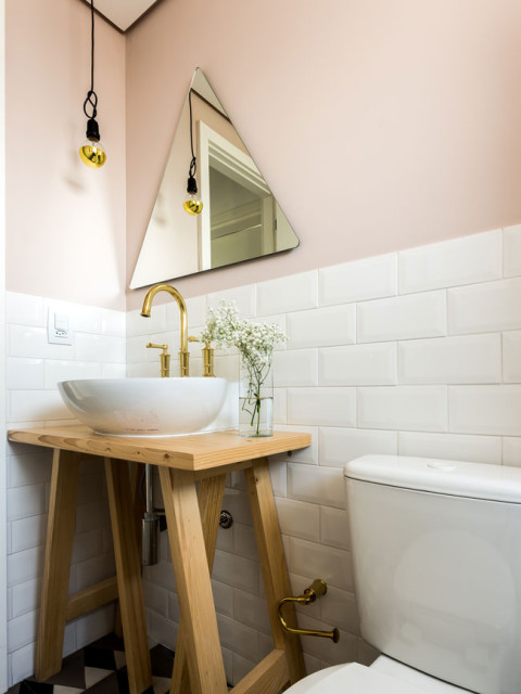 toilet inspiratie metrotegels