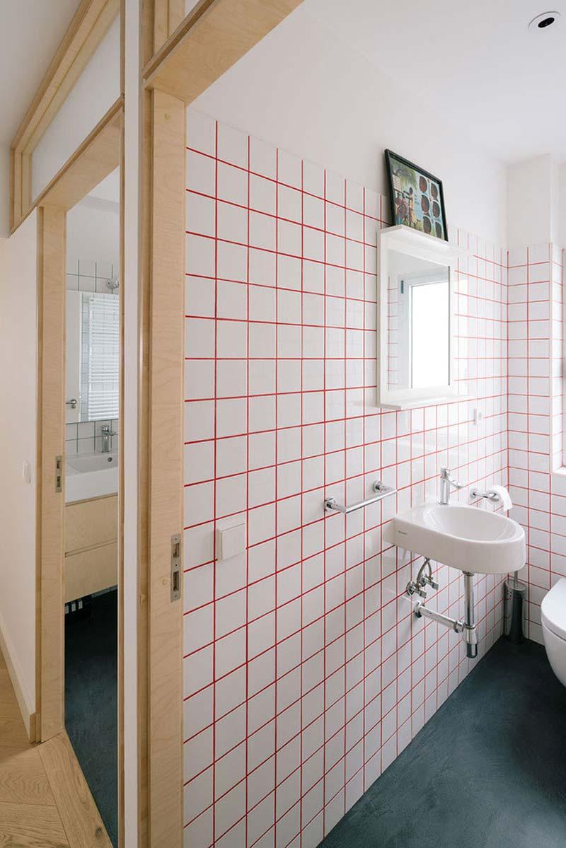 toilet inspiratie voegkleur