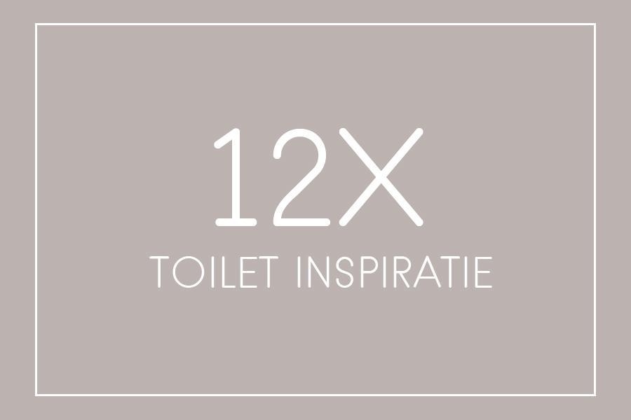 Toilet inspiratie