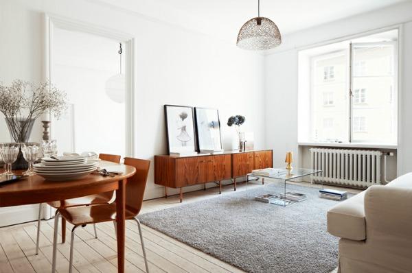 transparante salontafel woonkamer