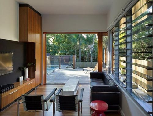 Tuin ontwerp door Tim Stewart architecten