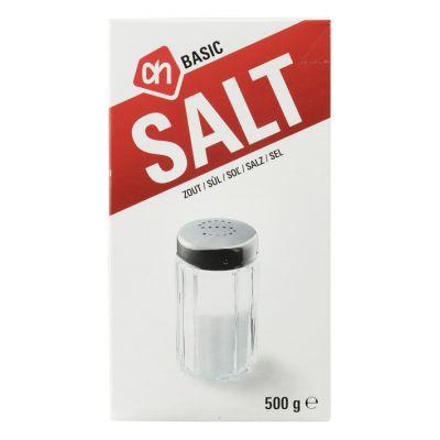 Tuintegels schoonmaken met zout