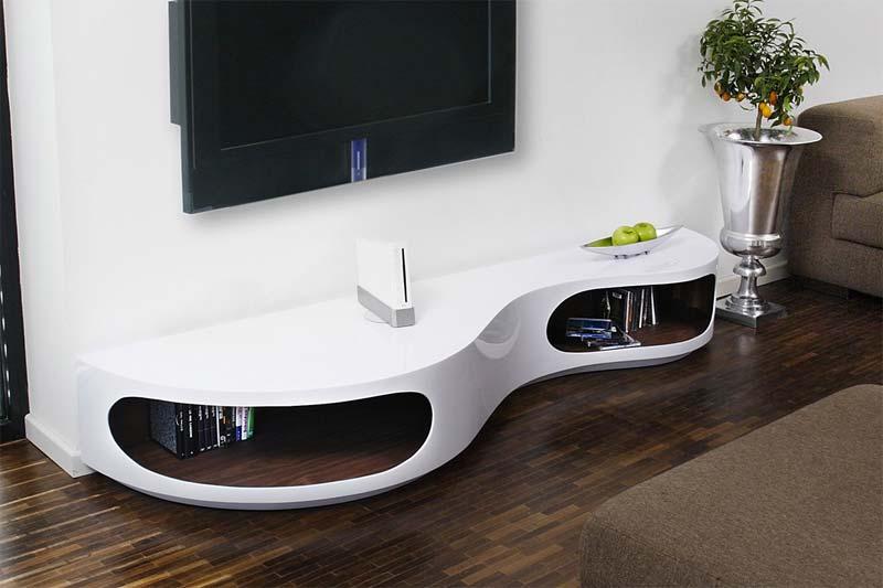 tv meubel met opbergruimte design fever cleney