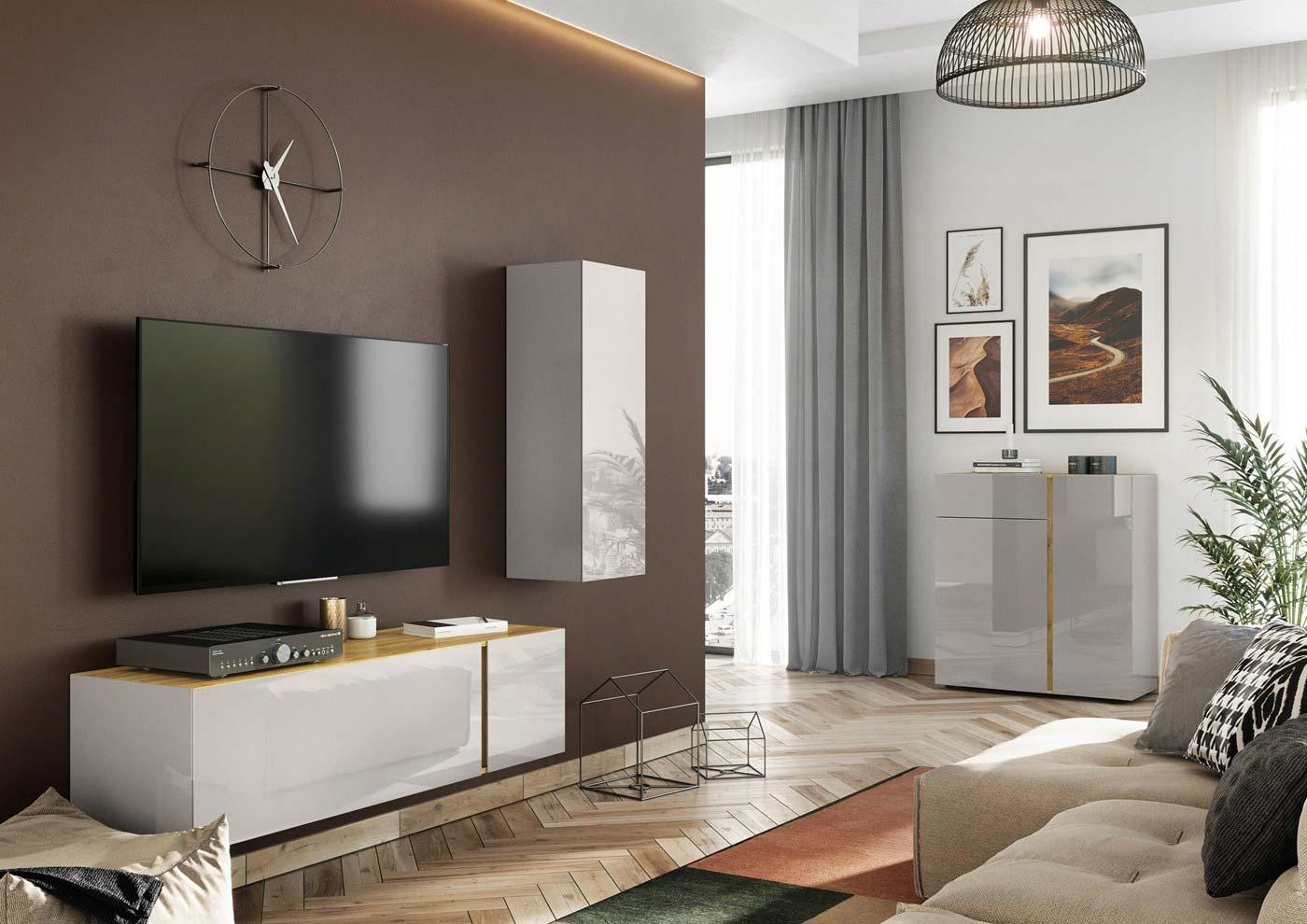 tv meubel met opbergruimte germania besa