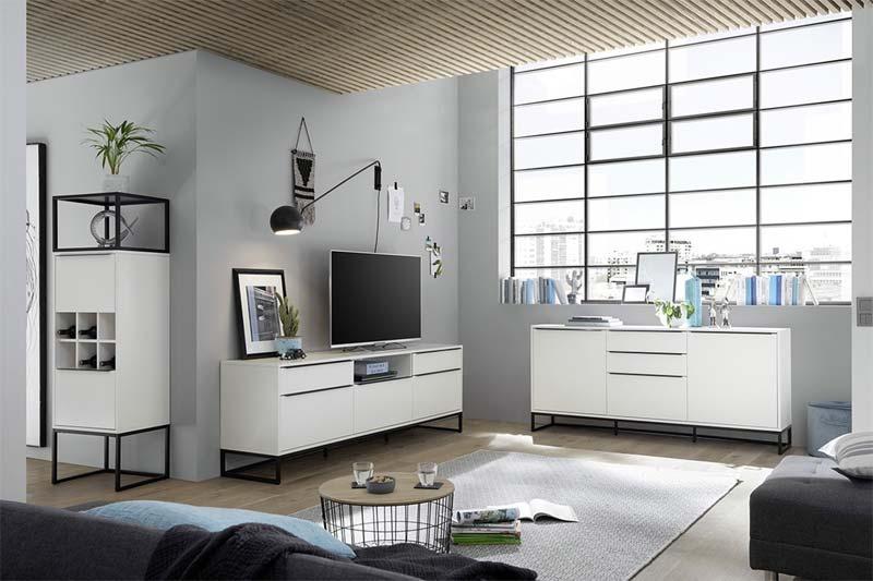 tv meubel met opbergruimte nova design lille