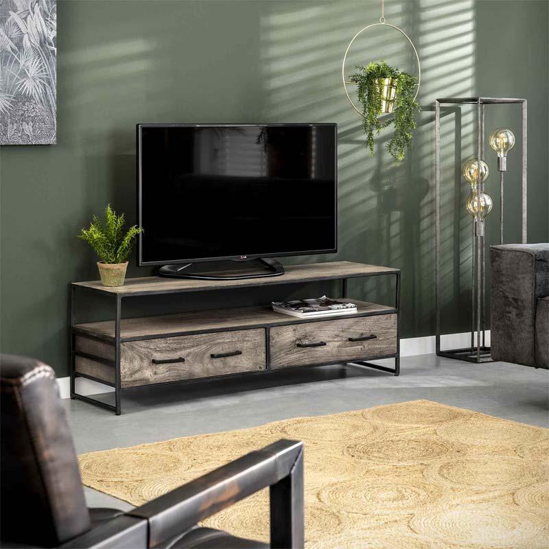 tv meubel met opbergruimte