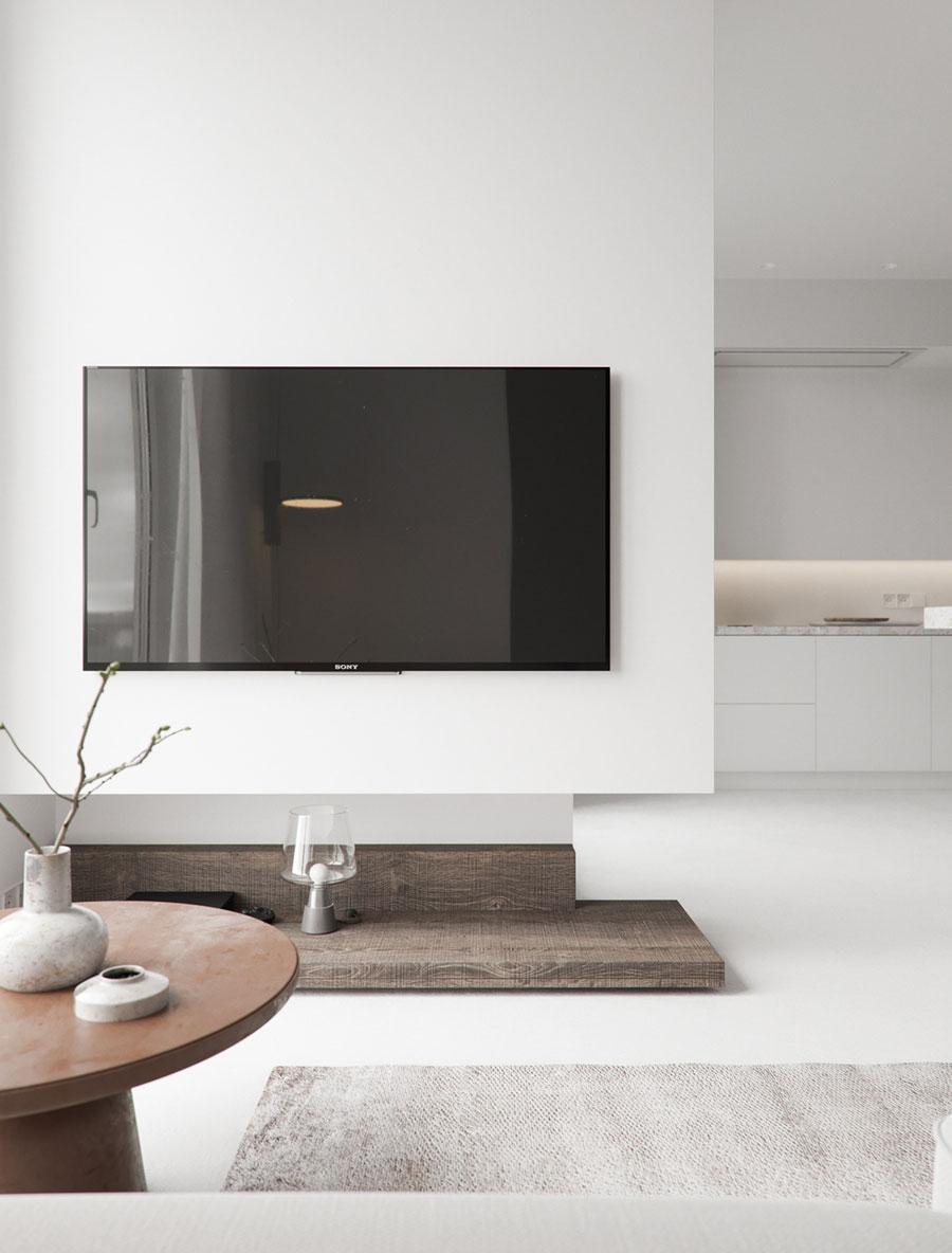 tv ophangen tips kabels wegwerken