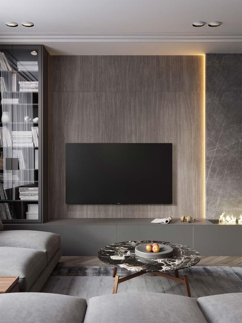 tv ophangen tips muur