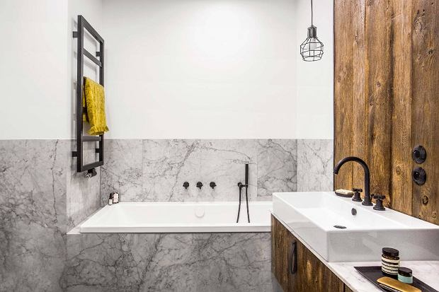 vintage badkamers voorbeelden steigerhout