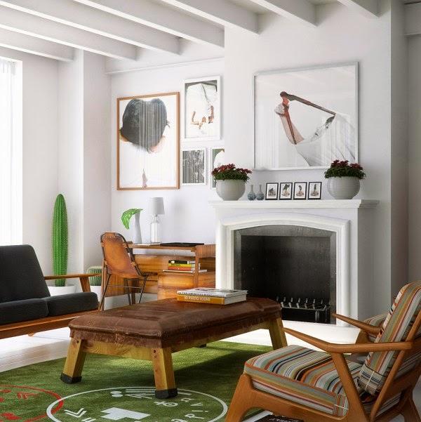 Vintage interieurstijl