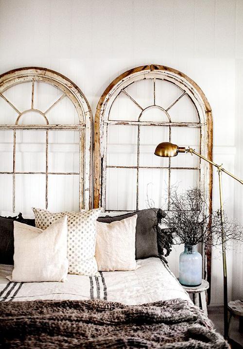 Vintage slaapkamers