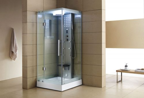De voordelen van een douchecabine
