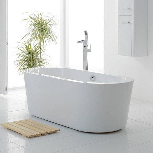 Vrijstaand bad