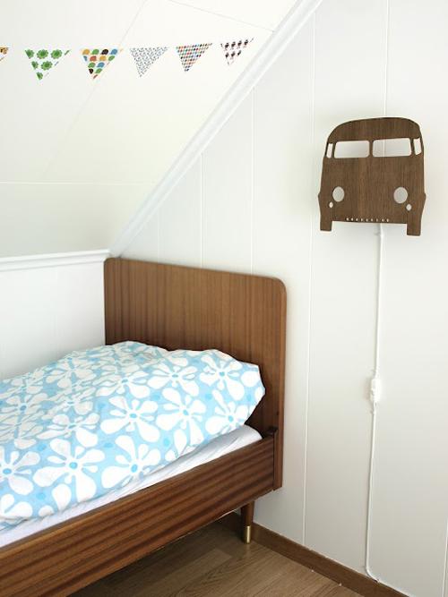 Wandlamp Ferm Living voor de kinderkamer