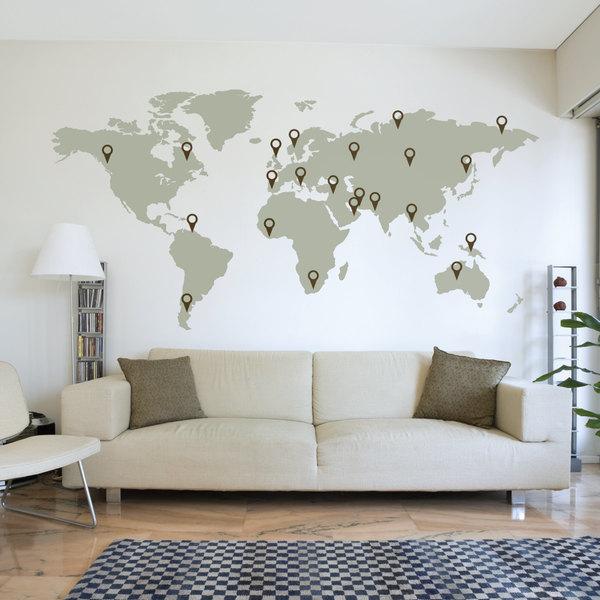 wereldkaart-pints-vakantiebestemmingen