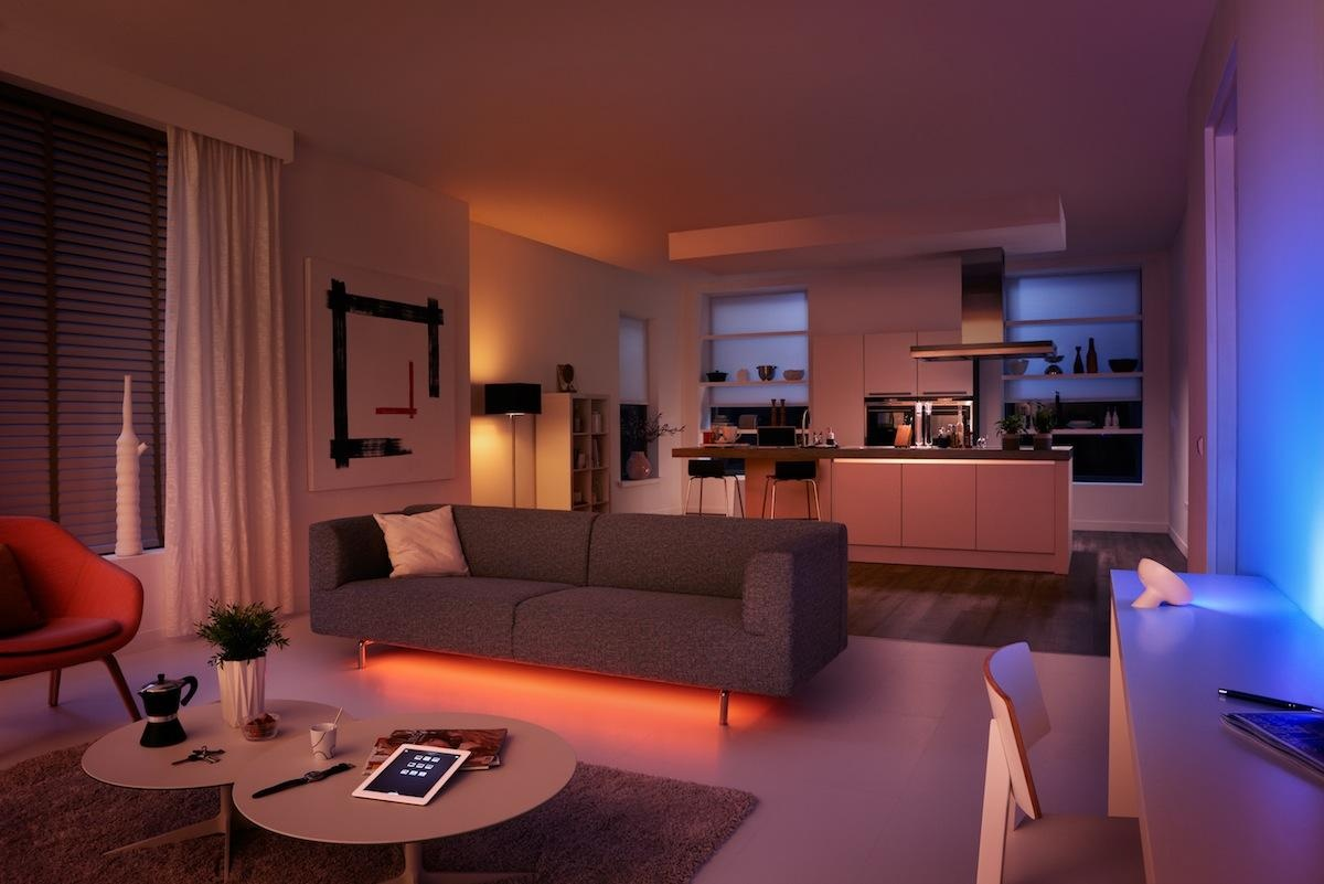 Wifi lampen; Philips Hue