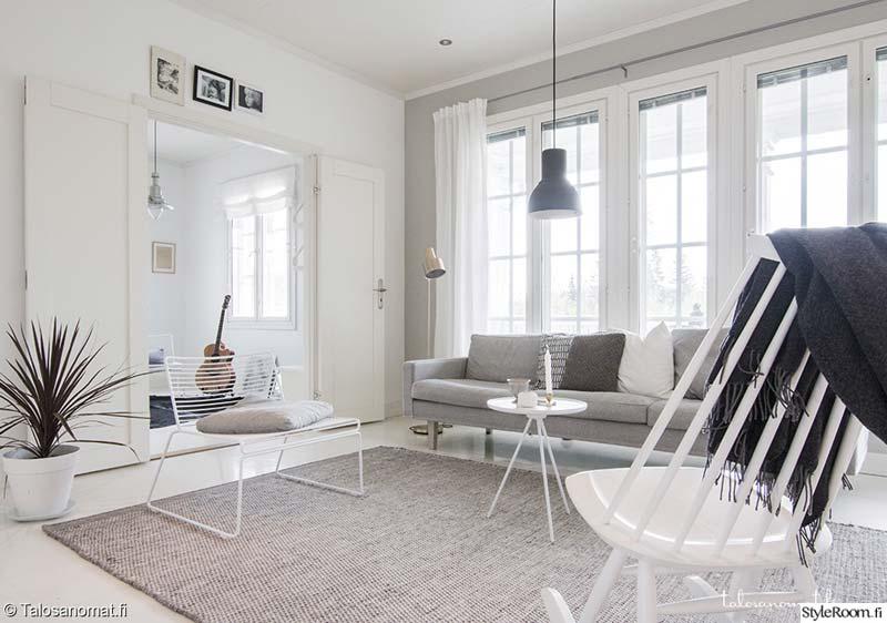 wit interieur grijze tinten