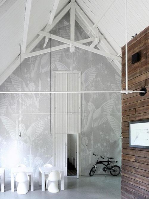 Woning in voormalige kerk van architect Ronald Olthof