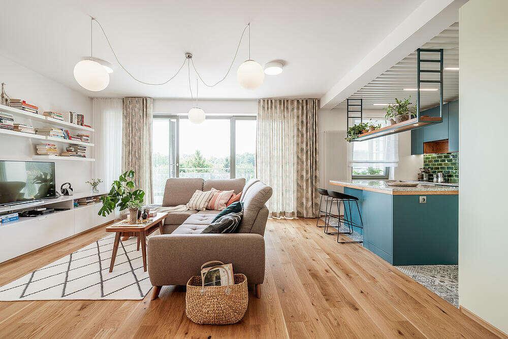 woonkamer ideeën hanglamp verplaatsen aan plafond