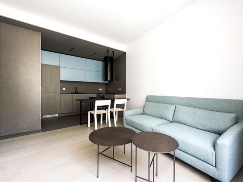 woonkamer ideeen meerdere salontafels combineren