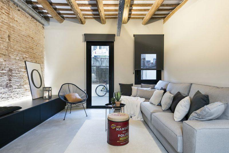 woonkamer ideeën verschillende salontafels combineren