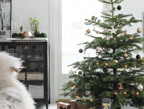 Zo haalt blogger Nina Holst de kerstsfeer in huis