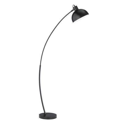 zwarte booglamp