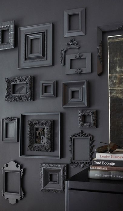 Zwarte muren