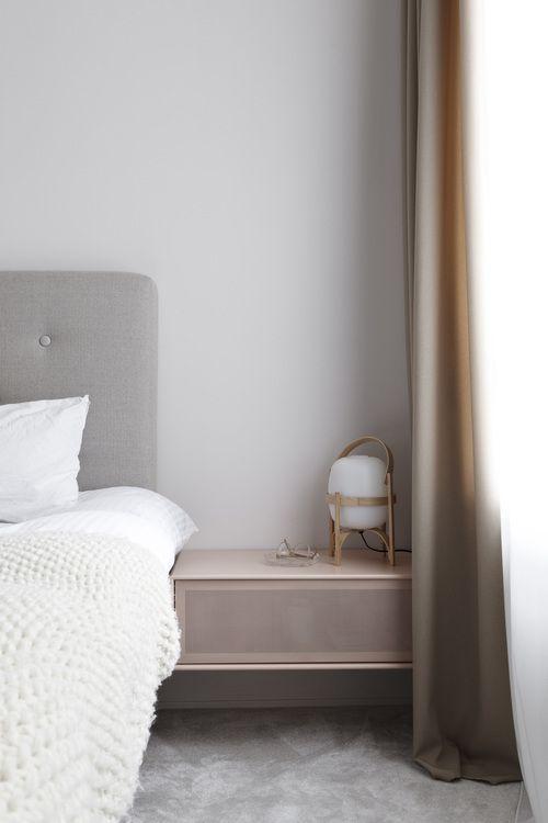 Zwevende nachtkastjes